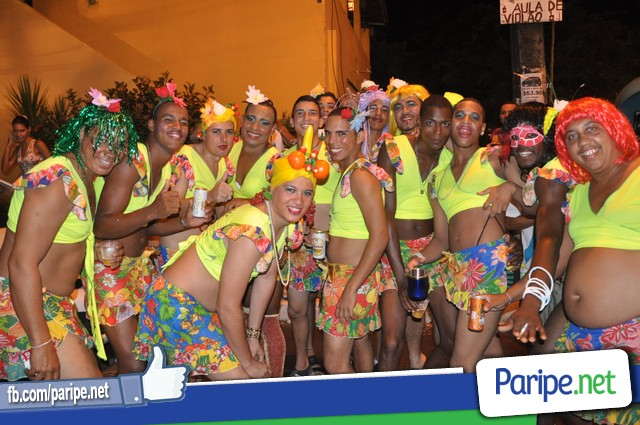 As Puritanas - Carnaval de Paripe