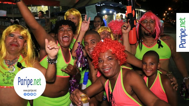 As Puritanas 2019 - Carnaval de Paripe