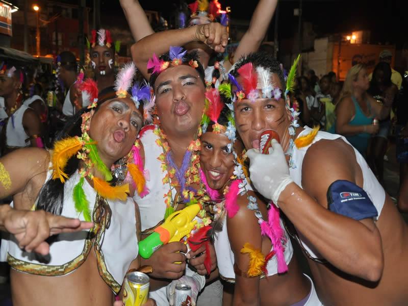 Definidas as atrações do Carnaval de Paripe 2017