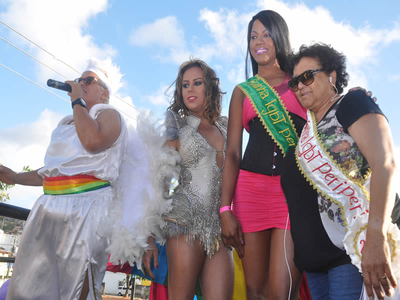 Parada Gay do Subúrbio será neste domingo (4)